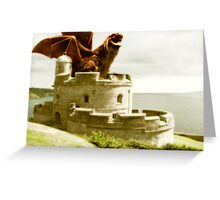 **Smaug** Greeting Card