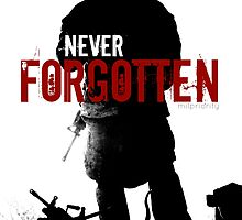 Never Forgotten by milpriority
