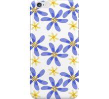 Garden Flowers iPhone Case/Skin
