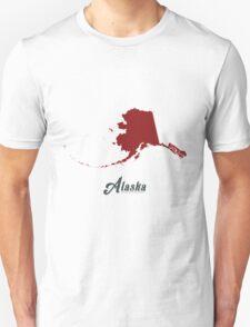Alaska - States of the Union Unisex T-Shirt