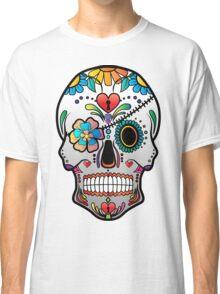 Sugar Skull w/no background 3 Classic T-Shirt