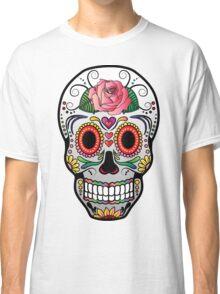 Sugar Skull w/no background 4 Classic T-Shirt