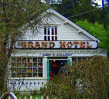 Grand Hotel, Bolenas by Bob Moore