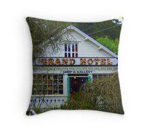 Grand Hotel, Bolenas Throw Pillow