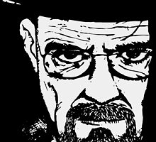 Heisenberg from Breaking Bad by jonnyboyrb