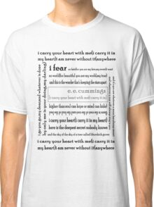 I Carry it in Classic T-Shirt