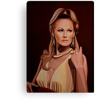 Ursula Andress painting Canvas Print