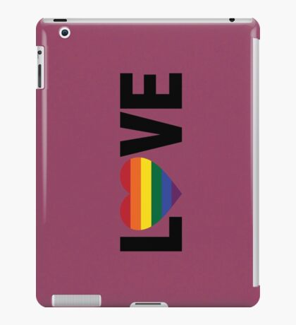 Pride Love iPad Case/Skin
