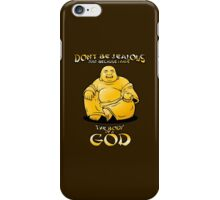 Body of a God iPhone Case/Skin