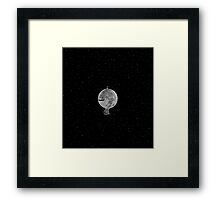 Lunar Cycle Framed Print