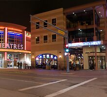 Route 66 Redux: The Century Theater in Albuquerque by Mitchell Tillison