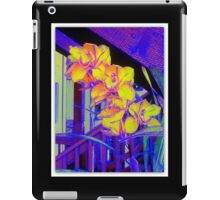 Orchids On A Gray Day iPad Case/Skin