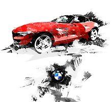 BMW Z4 by vivalarevolucio