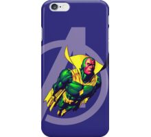MARVEL The Vision 2.0 Merchandise iPhone Case/Skin