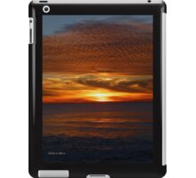 San Francisco Sunset 1503 iPad Case/Skin