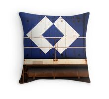 Indian Pacific Train Throw Pillow