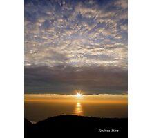 San Francisco Sunset 1504 Photographic Print