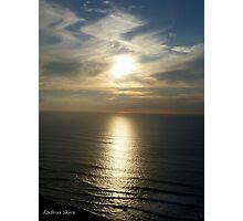 San Francisco Sunset 1505 Photographic Print