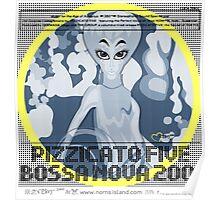 BOSSA NOVA 2001 Poster