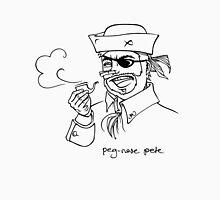 Peg-Nose Pete Unisex T-Shirt