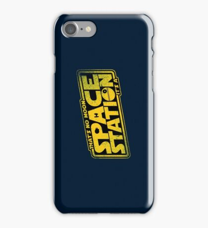 It's a Space Station iPhone Case/Skin