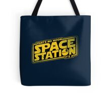 It's a Space Station Tote Bag