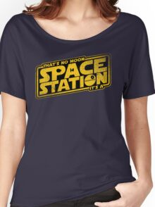 It's a Space Station Women's Relaxed Fit T-Shirt