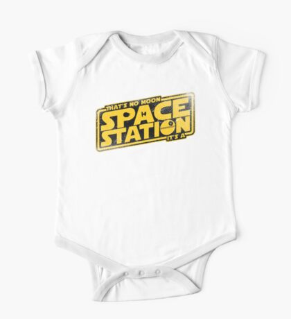 It's a Space Station One Piece - Short Sleeve