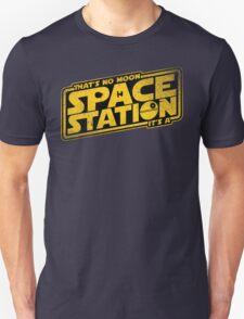 It's a Space Station Unisex T-Shirt