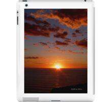 San Francisco Sunset 1512 iPad Case/Skin