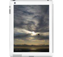 San Francisco Sunset 1514 iPad Case/Skin