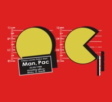 Pac Man Busted! by R-evolution GFX