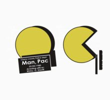 Pac Man Busted! Kids Clothes