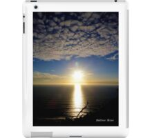 San Francisco Sunset 1515 iPad Case/Skin