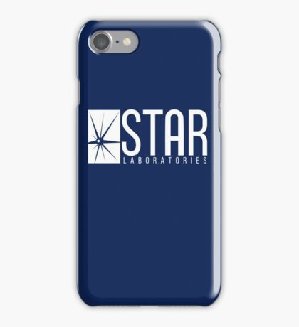 Star Laboratories iPhone Case/Skin