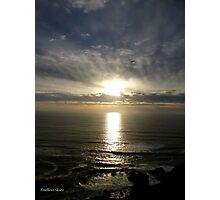 San Francisco Sunset 1521 Photographic Print