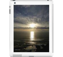 San Francisco Sunset 1521 iPad Case/Skin