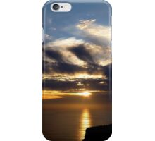San Francisco Sunset 1522 iPhone Case/Skin
