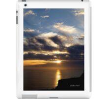 San Francisco Sunset 1522 iPad Case/Skin