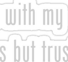 yes Ms...(2) Sticker