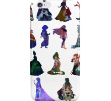 Lucky 13 tote iPhone Case/Skin