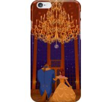 Magic Ballroom Moment  iPhone Case/Skin