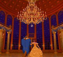 Magic Ballroom Moment  by emilyg23
