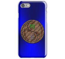 Virgo & Ox Yin Earth iPhone Case/Skin