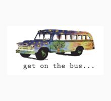 Hippie Bus by Paddy  Marsh