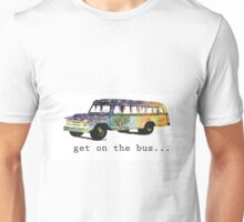 Hippie Bus Unisex T-Shirt