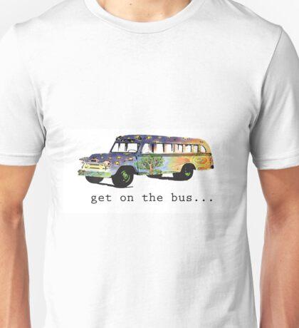 Hippie Bus Unisex T-Shirt