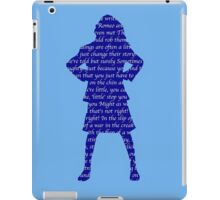 A Little Bit Naughty iPad Case/Skin