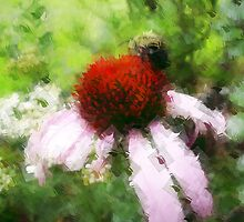 Busy Bee by suzannem73