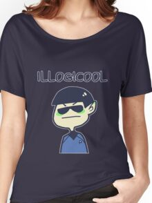 illogicool Women's Relaxed Fit T-Shirt